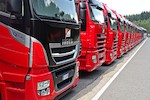 Плюсы доставки тяжёлых грузов автомобильным транспортом