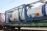 Как перевозят опасные грузы по железной дороге